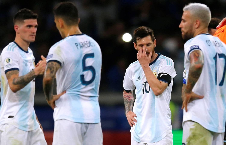 Messi s Argentinom ne može pobijediti ni jednu top momčad!