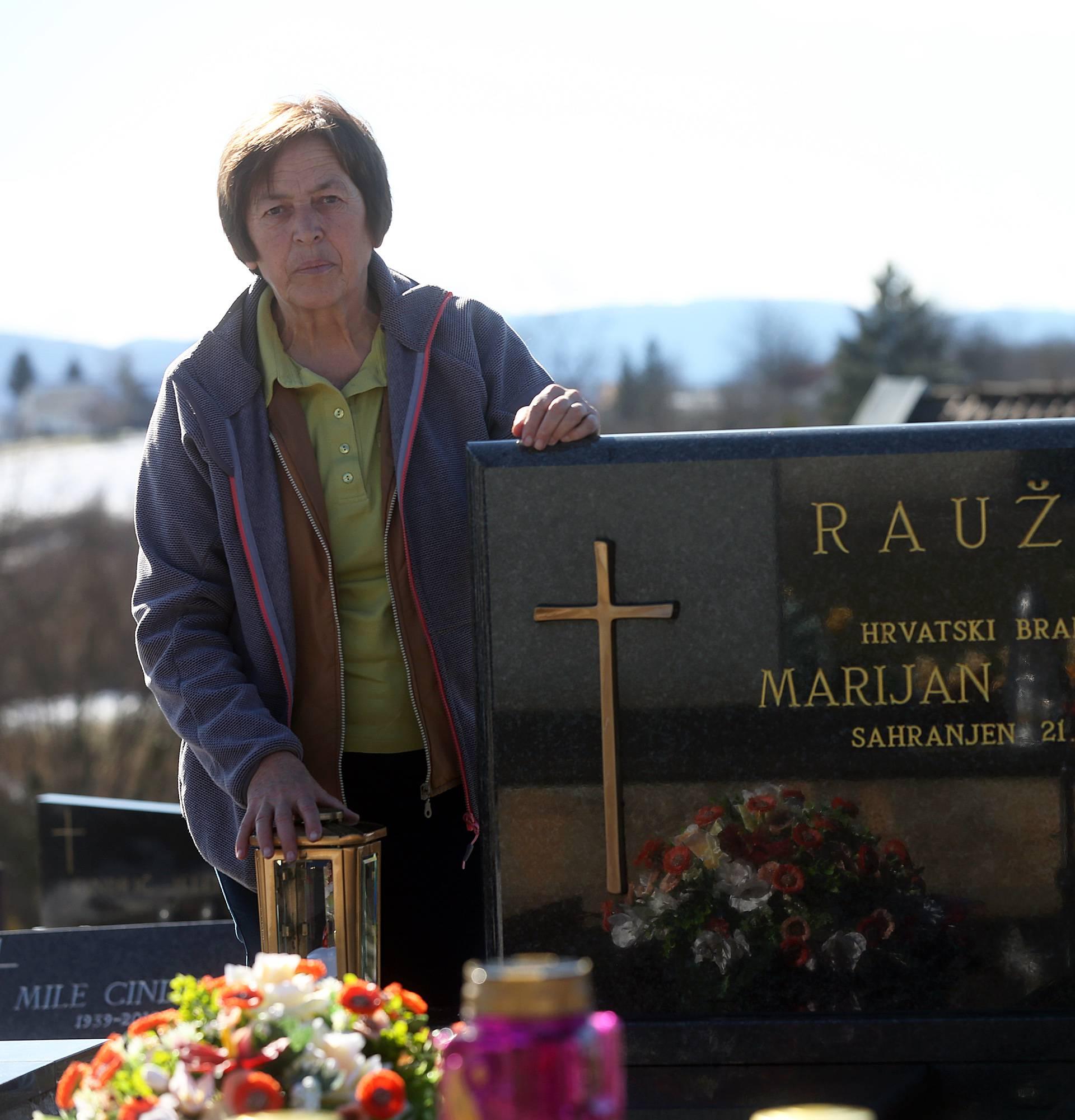 Kad sam mu napokon došla na grob, ljutnju je zamijenila sreća