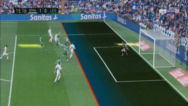 Real pobijedio golom iz ofsajda, Zidane odmarao glavne igrače