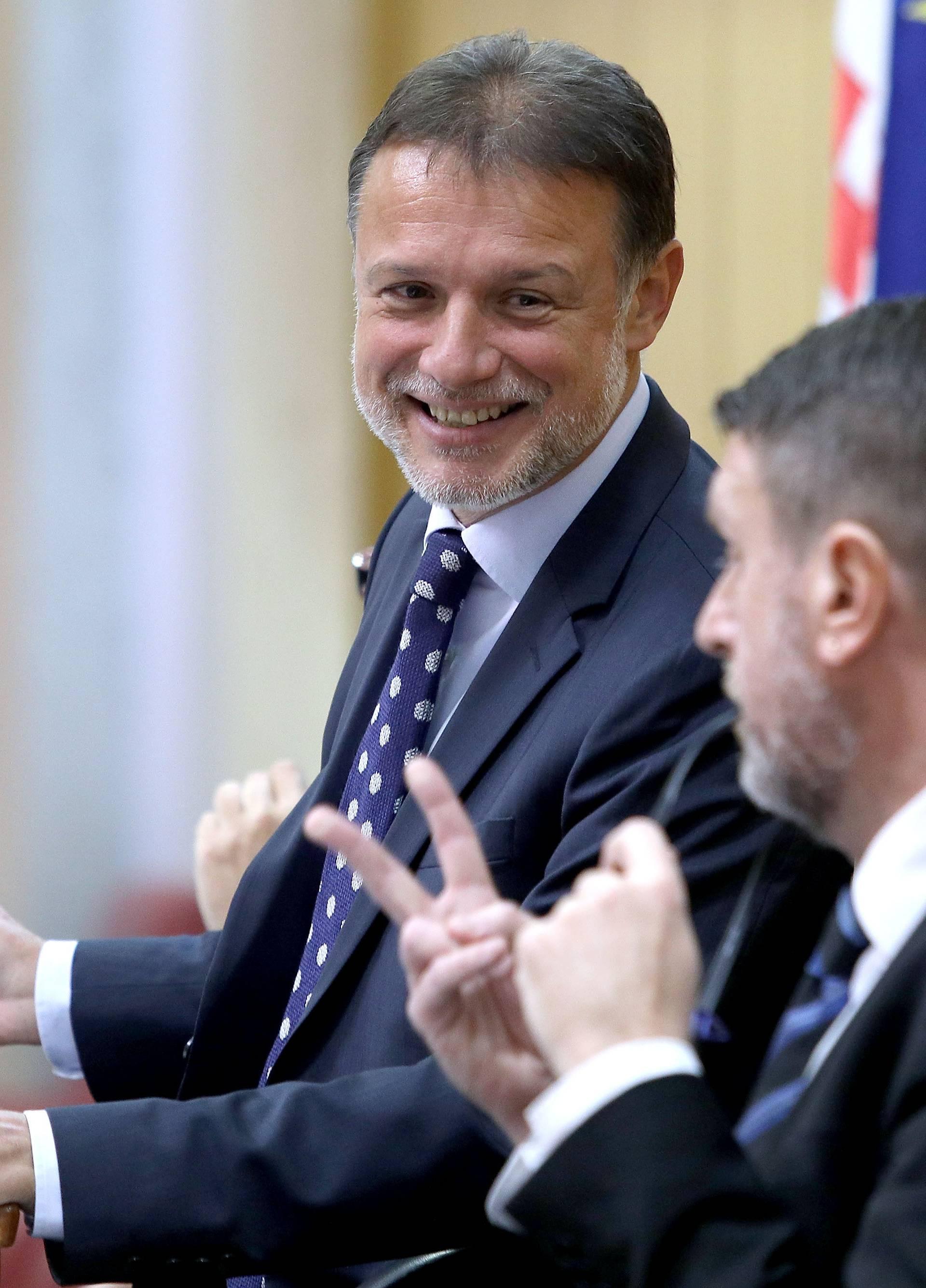 Zagreb: 15. sjednica Sabora nastavljena dopunom dnevnog reda i slobodnom raspravom