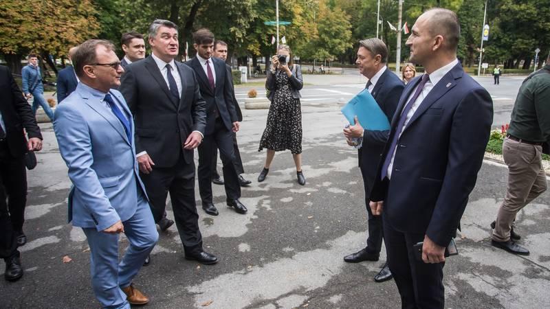 'Hrvatska treba jaku, poštenu, nekorumpiranu lokalnu vlast'