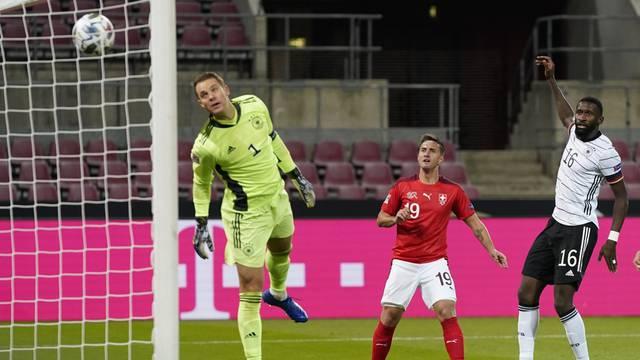 GER, UEFA Nations League, Deutschland vs Schweiz