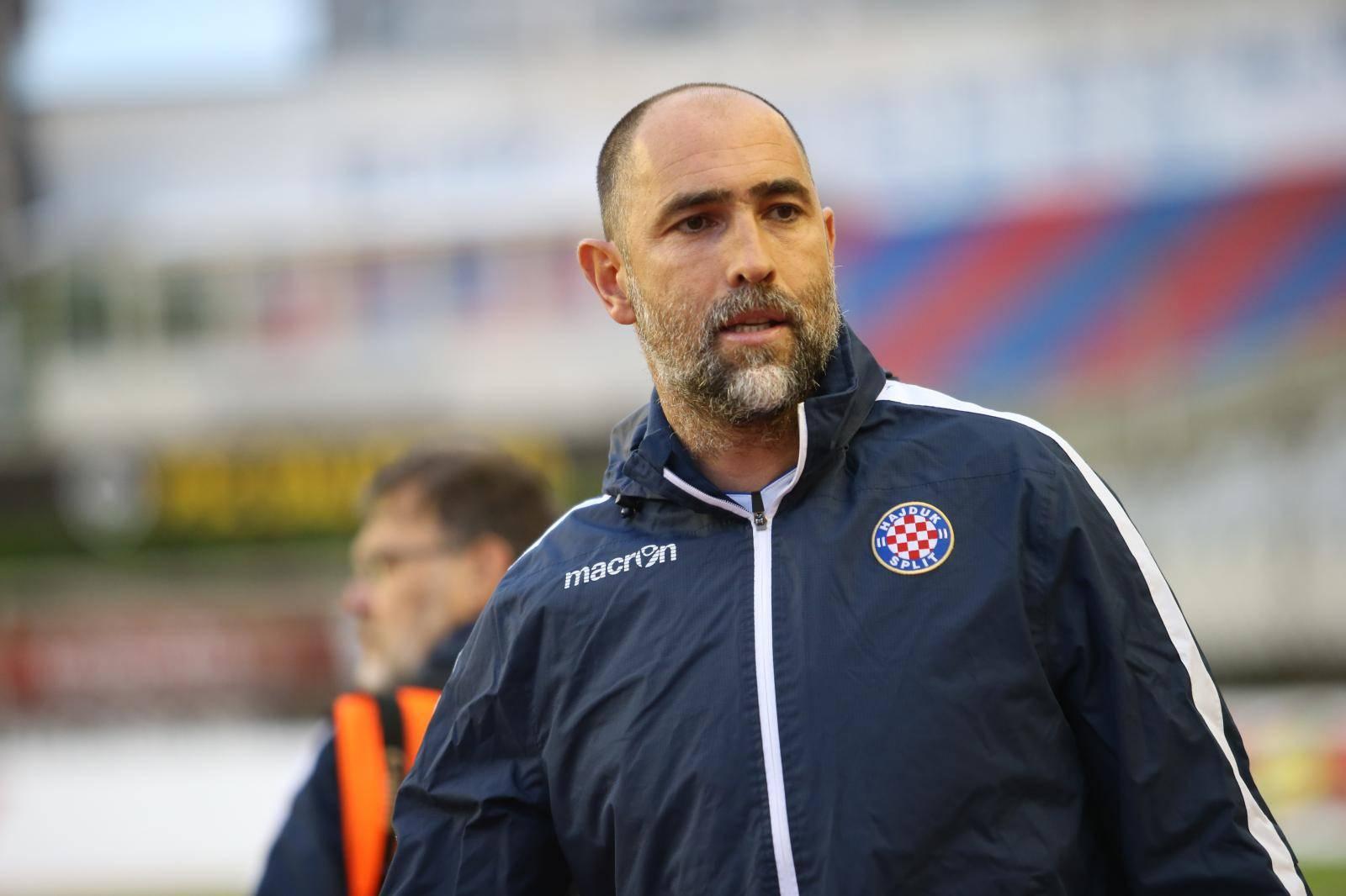 Split: Hrvatski Telekom Prva liga, 27. kolo, HNK Hajduk - NK Inter Zaprešić