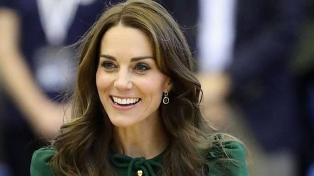 Kate Middleton preuredila je naušnice sa safirima Lady Diane