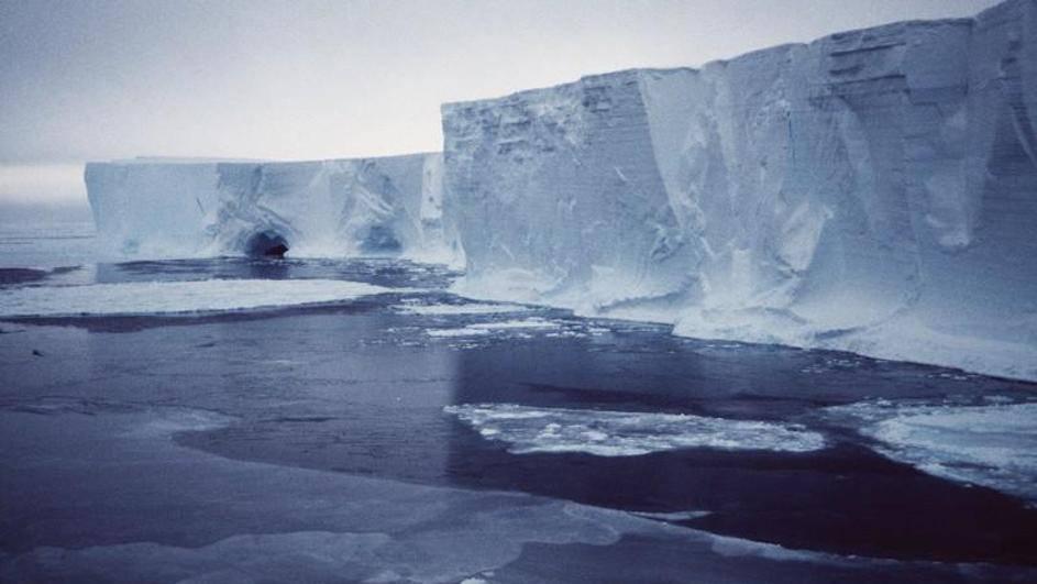 NASA: Zagrijavanje oceana uzrokuje masivni gubitak leda