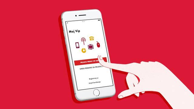 Vipnet lansirao novu verziju aplikacije Moj Vip