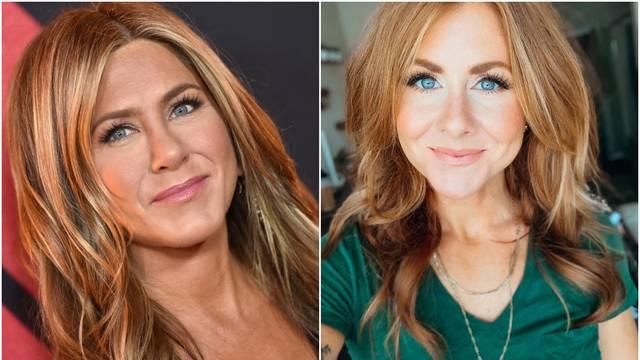 Amerikanka raspametila fanove glumice: Aniston ima dvojnicu?
