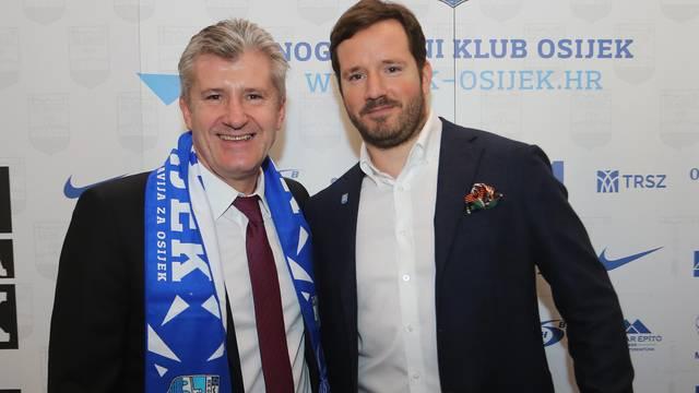 'Osijek naš najbolji klub, Šuker je najpoznatiji Hrvat u svijetu'