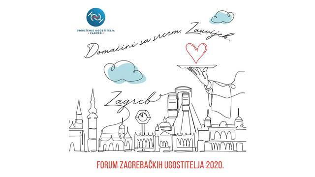 Udruga ugostitelja Zagreb po prvi puta donosi virtualni Forum zagrebačkih ugostitelja