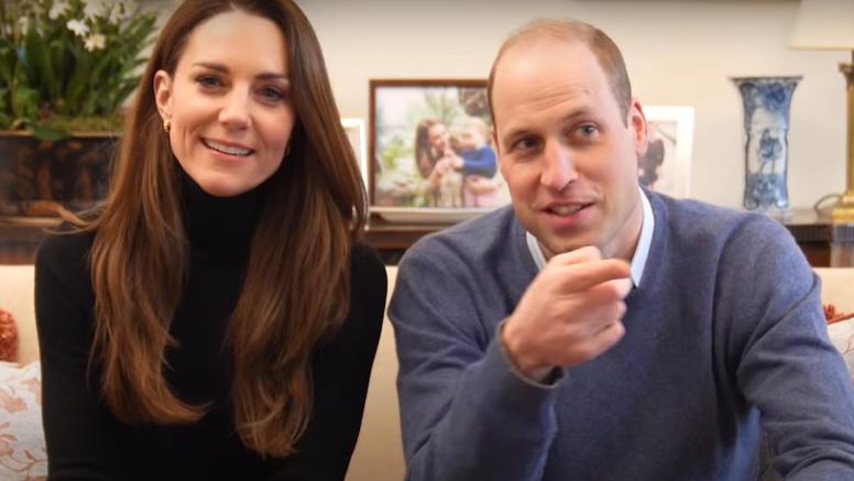 Princ William i Kate Middleton pokrenuli vlastiti YouTube kanal