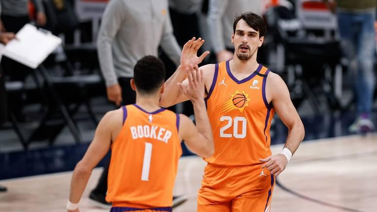 Šarić i Sunsi na korak od finala Zapada: Denver je bio nemoćan
