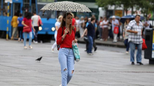 Iskoristite sunčani četvrtak, za vikend izvadite kišobrane