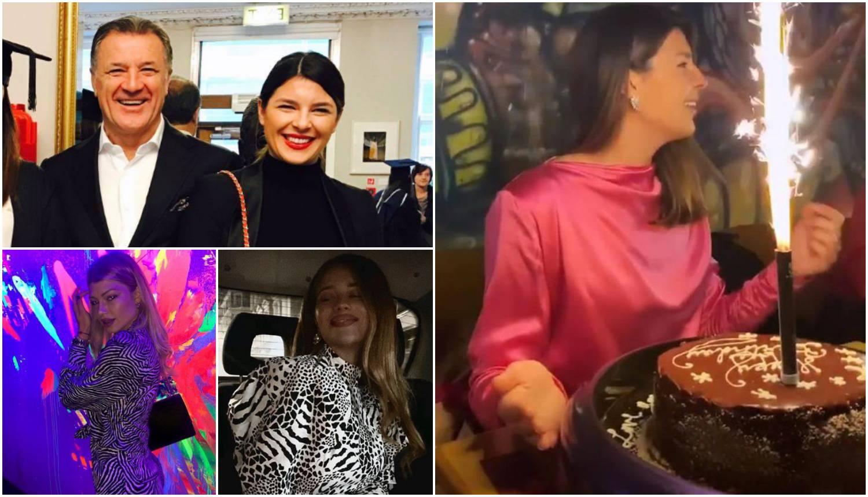 Kći Zdravka Mamića slavila je rođendan s Izabel i Dinom...