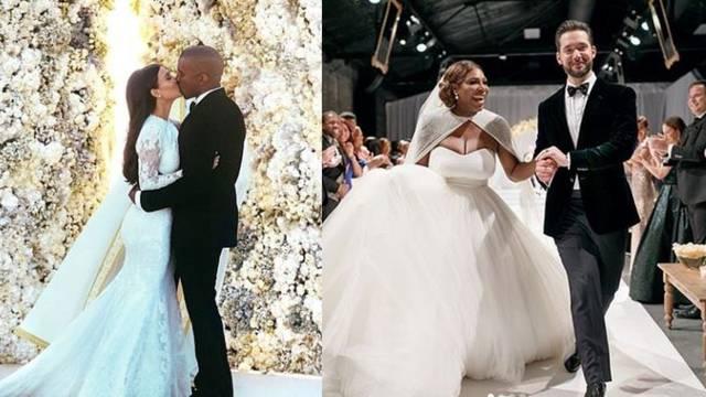 5 najskupljih bijelih vjenčanica na svijetu: Serena Williams potrošila je uvjerljivo najviše
