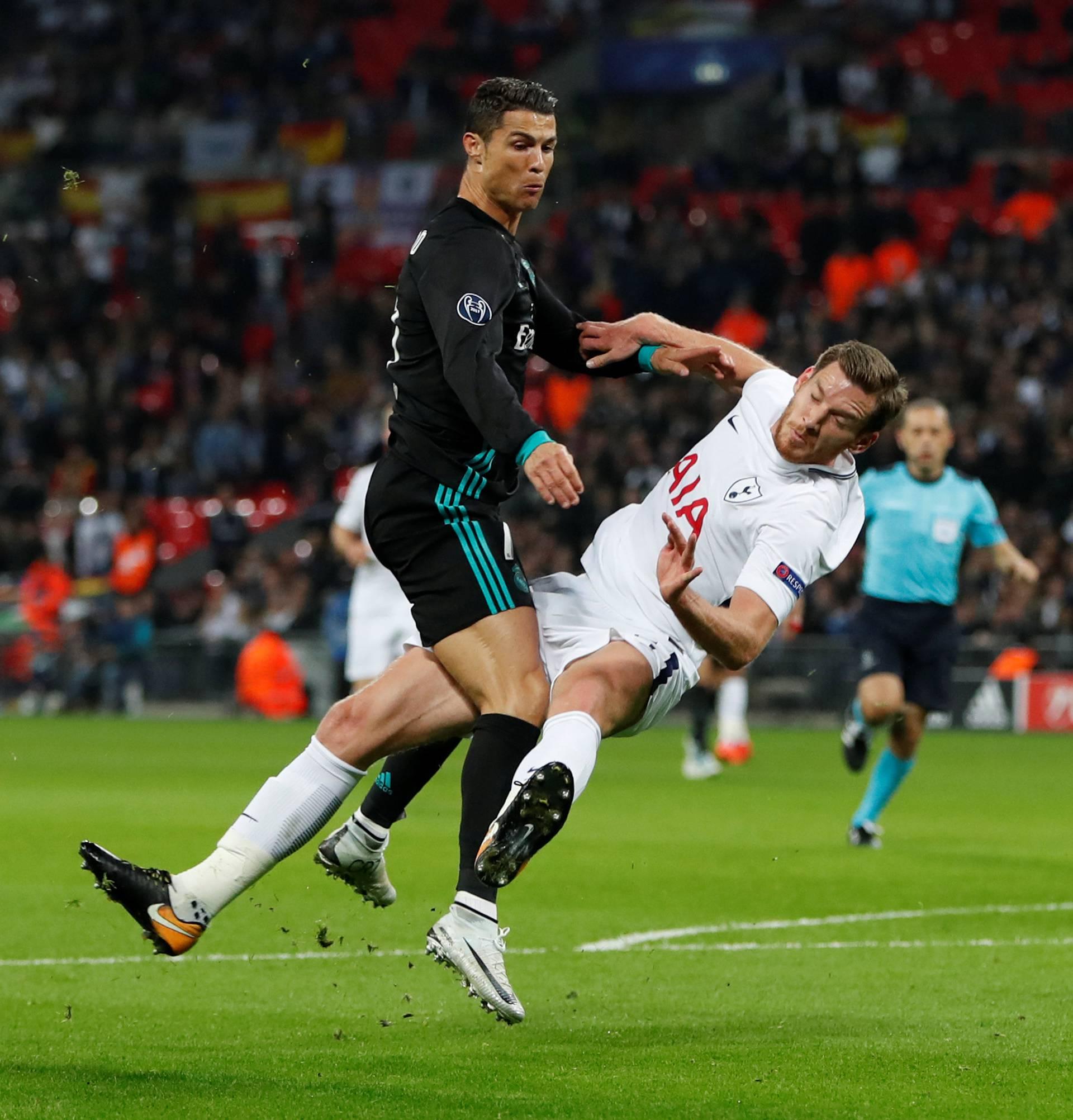Champions League - Tottenham Hotspur vs Real Madrid