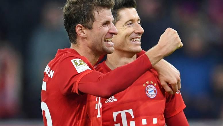 Potop u Allianz Areni! Bayern golijadom srušio Borussiju...