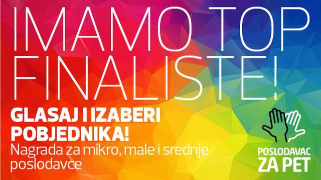 POSLODAVAC ZA 5 - Nagrada za mikro, male i srednje poslodavce