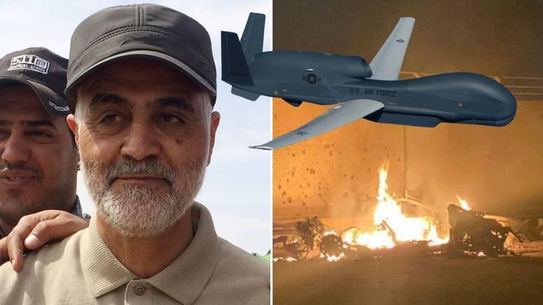 Detalji likvidacije: Trump izdao zapovijed, ubili su ga - dronom