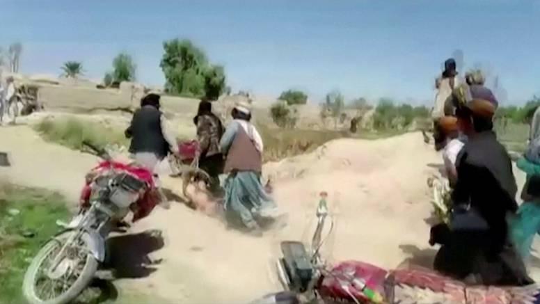 Kabul pred padom?  Talibani silovito napreduju, SAD šalje vojsku zbog evakuacije građana