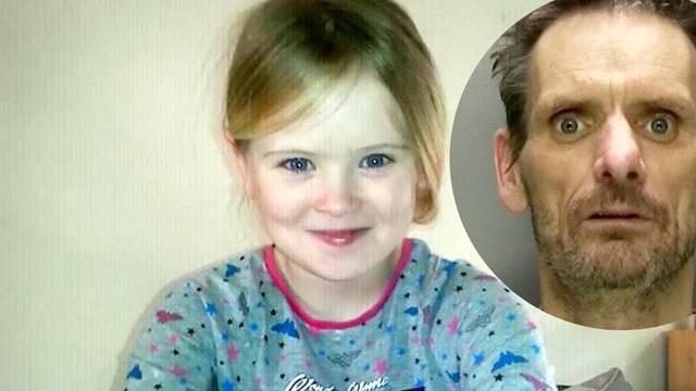 Osudili oca monstruma: Dobio doživotnu za ubojstvo kćeri (8)