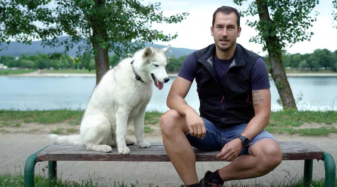 Avanturist Ante (38): 'Haski Mishka je moj vjerni suputnik, a najviše uživamo na rijekama'