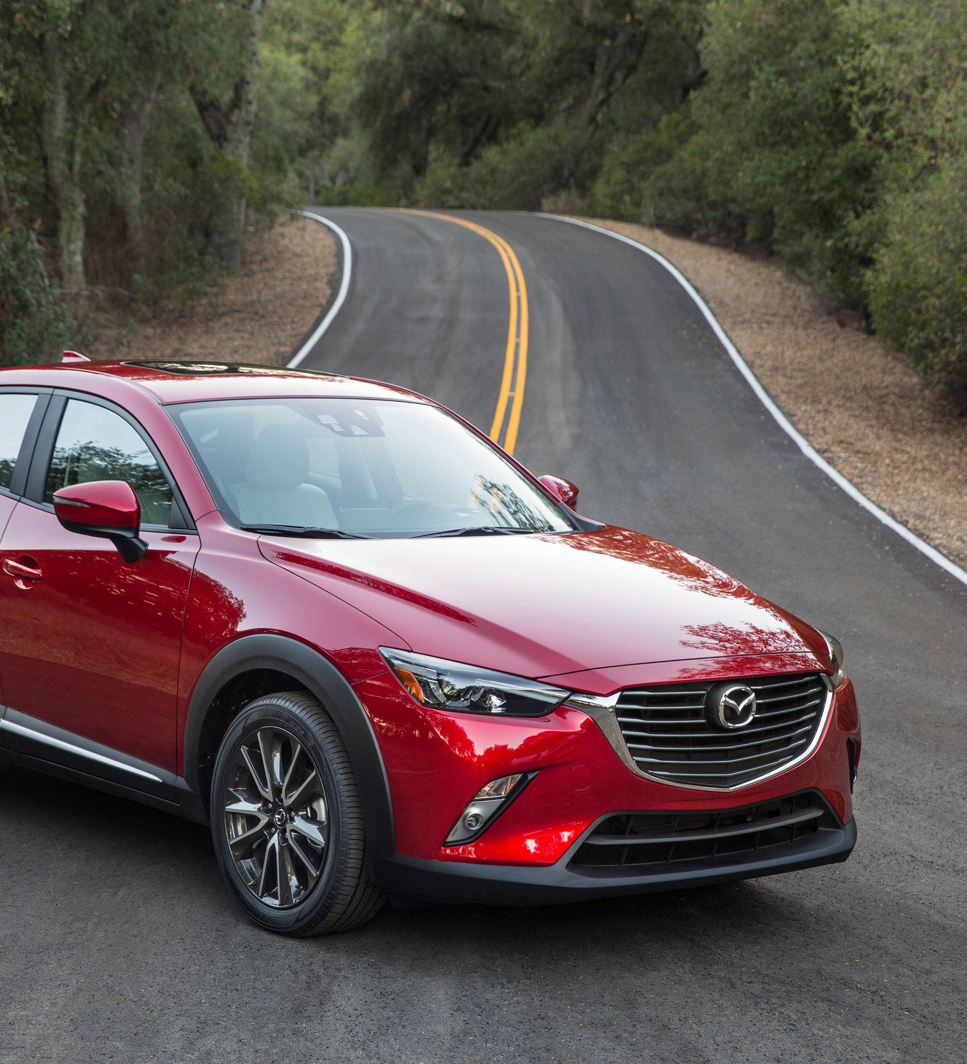 Mazda CX-3: Uzbudljiva u vožnji, baš kao što i izgleda
