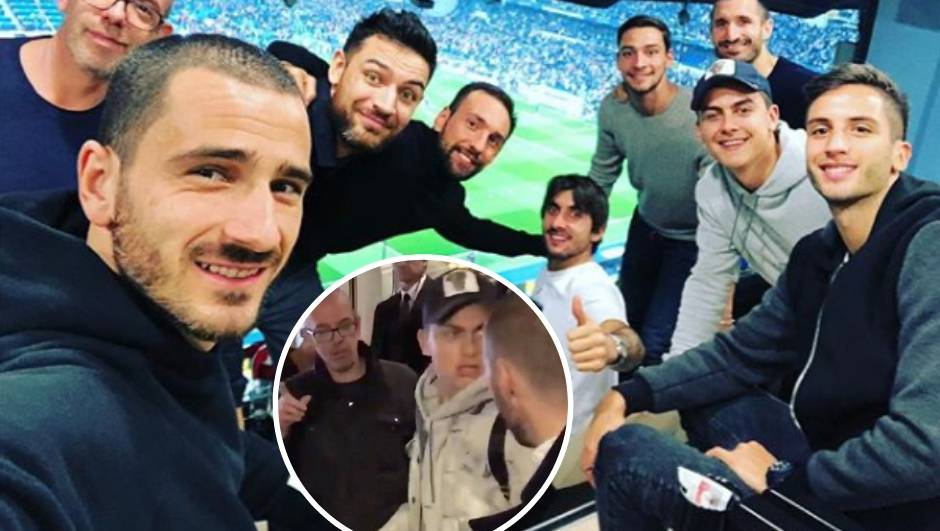 No pasaran: Igrače Juvea nisu pustili na Santiago Bernabeu!