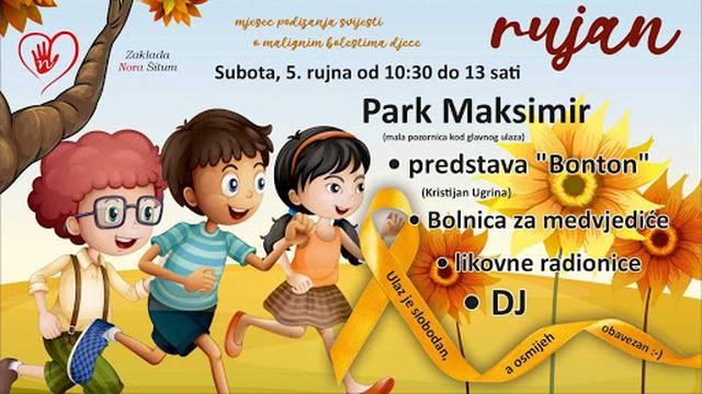 Zaklada Nora Šitum organizira manifestaciju za djecu u subotu