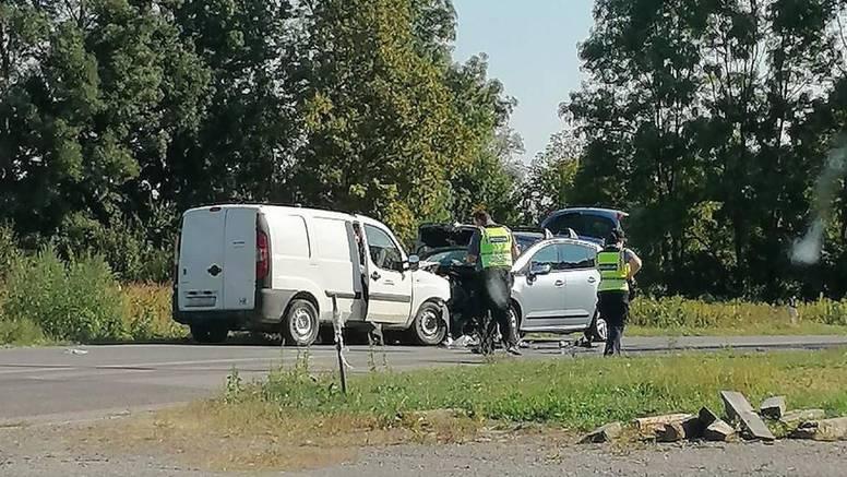 Nesreća u Svetom Ivanu Zelini: Jedan čovjek poginuo u sudaru