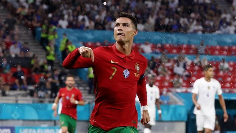 Ronaldo je stroj koji ne staje: Izjednačio rekord Alija Daeija!