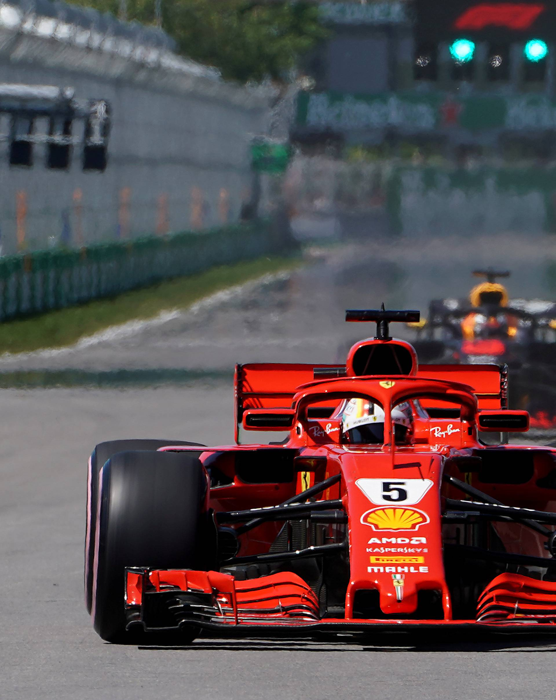 Formula One F1 - Canadian Grand Prix