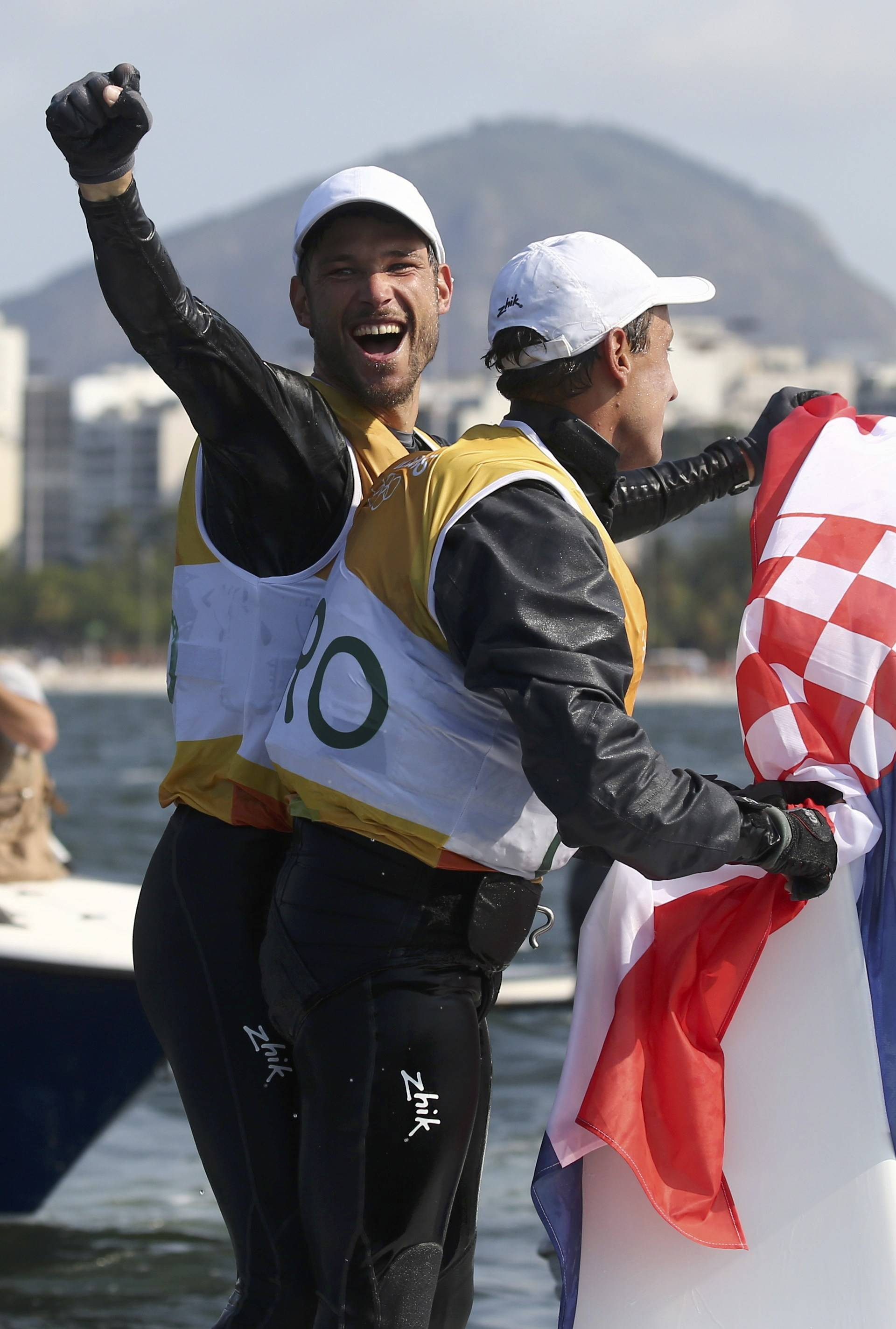 Sailing - Men's Two Person Dinghy - 470 - Medal Race