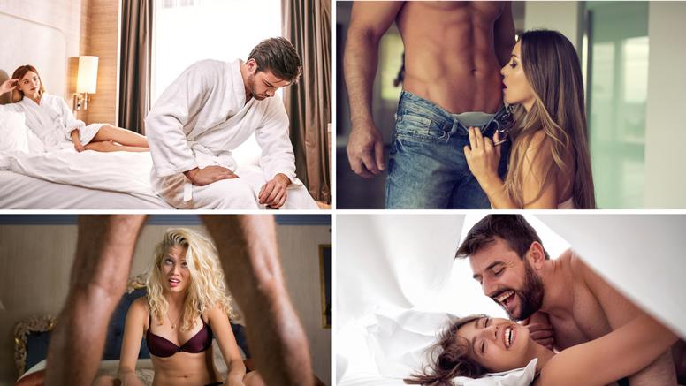 Koji ste tip seksualne osobnosti: Senzualni ili erotični tip mogao bi se namučiti sa stresiranim