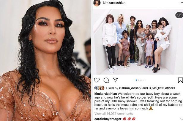 Fanovi se pitaju: 'Hoće li se sin Kardashianke zvati Medvjed?'