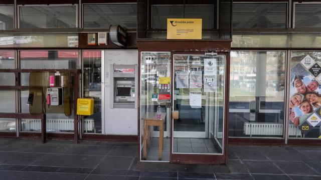 Zagreb: Osoba pozitivna na koronavirus ušetala u poštu u Zapruđu