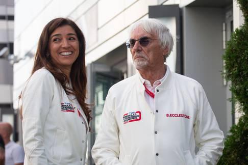 Bernie Ecclestone dobio sina u 90. godini: Stigao nam je Ace...