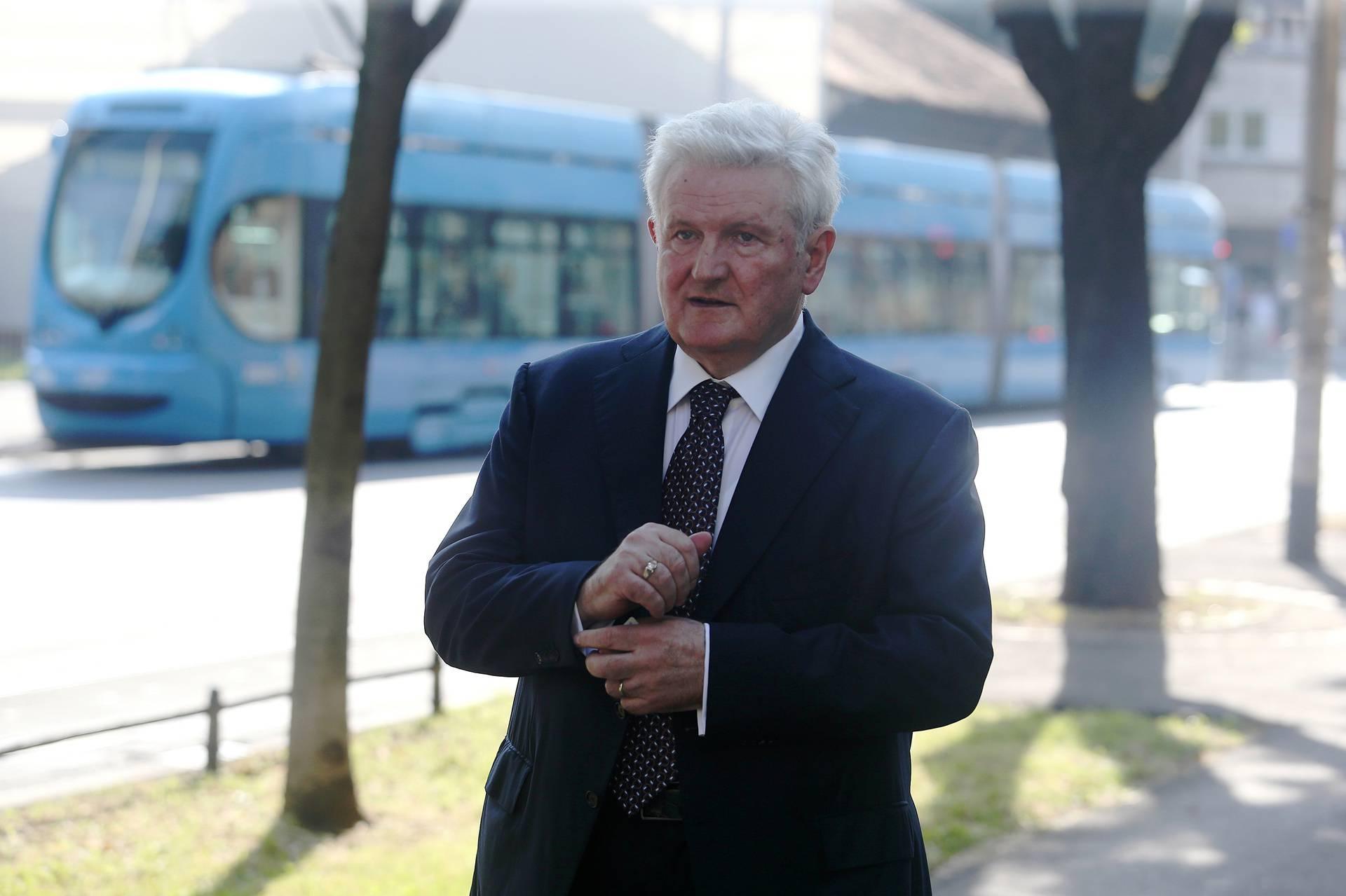 Zagreb: Dolazak Ivice Todorića na Općinski kazneni sud