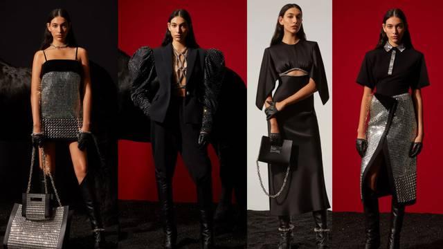 David Koma predviđa glamur s kristalima i kratkim haljinama