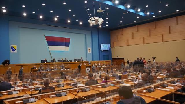 Banja Luka: Posebna sjednica Narodne skupštine RS