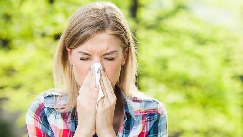Klimatske promjene produljuju sezonu alergija, a bit će još  gore