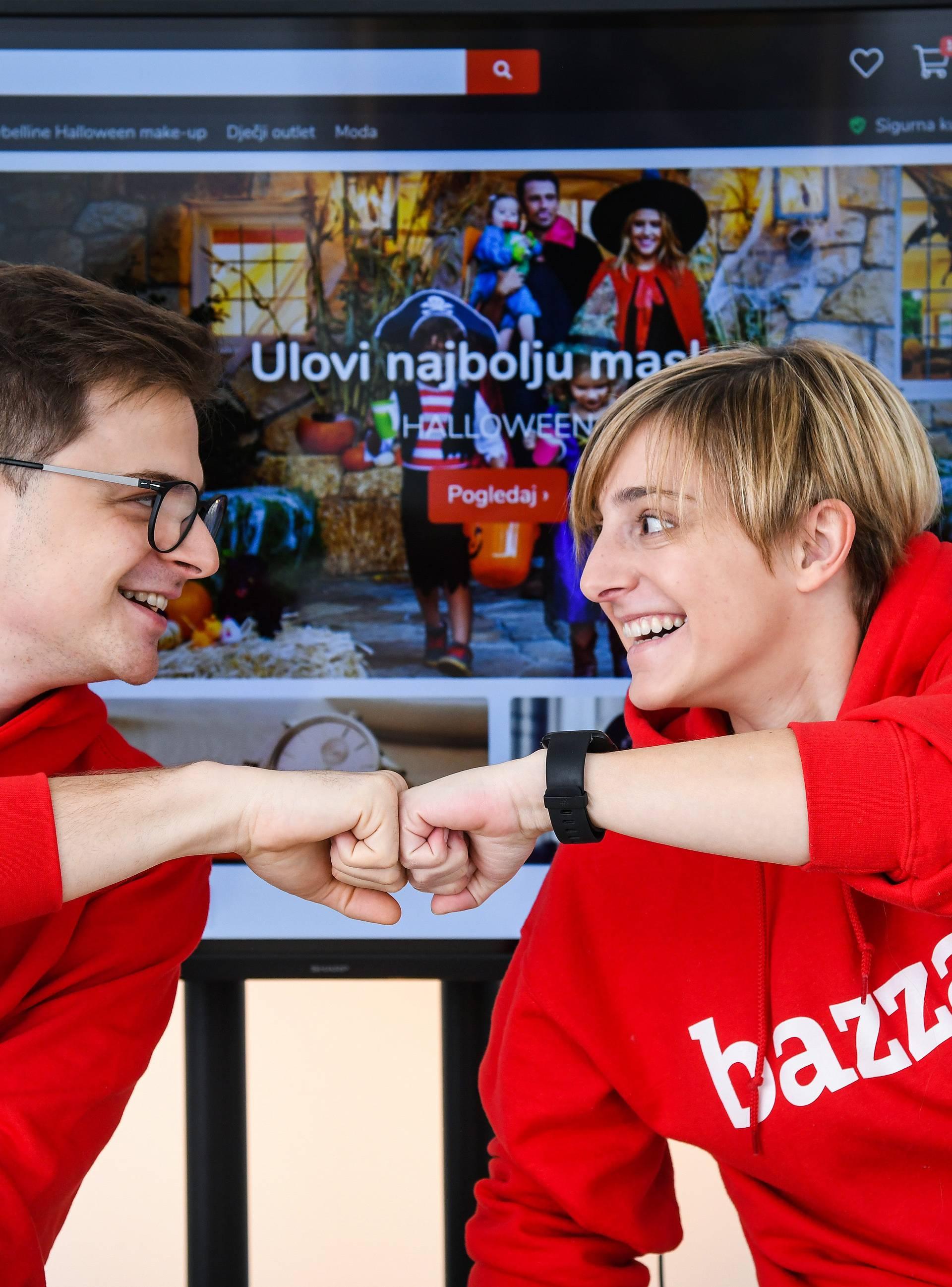 Brat i sestra iz Zagreba: 'Naša tvrtka najbrže raste u Europi'