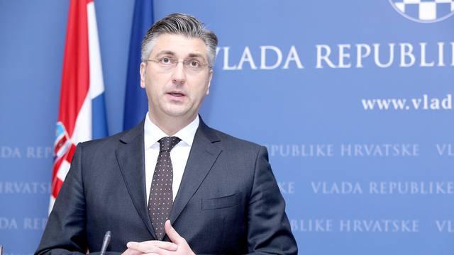 Plenković: Važno je poboljšati uvjete za bavljenje sportom