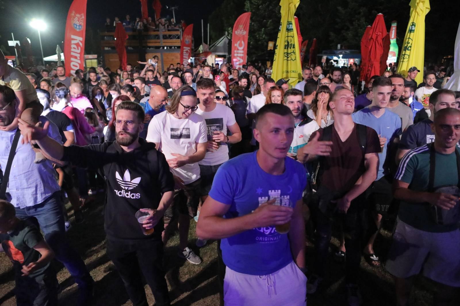 Zagreb: Pavel i Bolesna braća nastupili na Chill&Grill festivalu na Bundeku