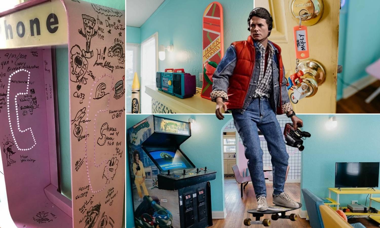 Nostalgija: Za 2000 kn spavaj kao Marty McFly u 1980-ima