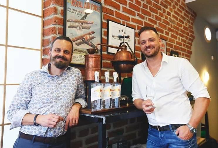 Naša dva pilota imaju najbolji đin na svijetu - Old Pilots Gin
