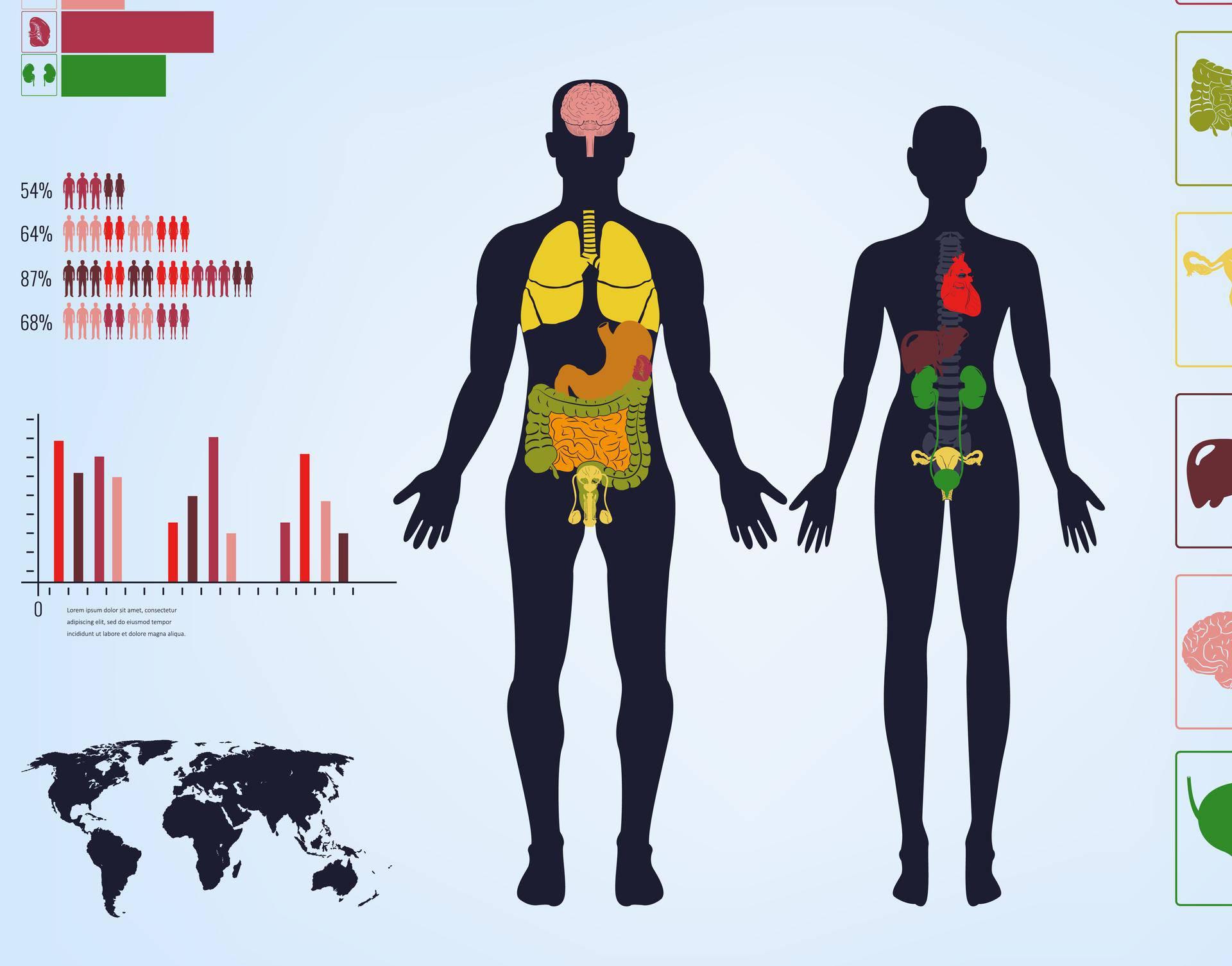 Evo kako kroničan stres djeluje na svaki dio vašeg organizma