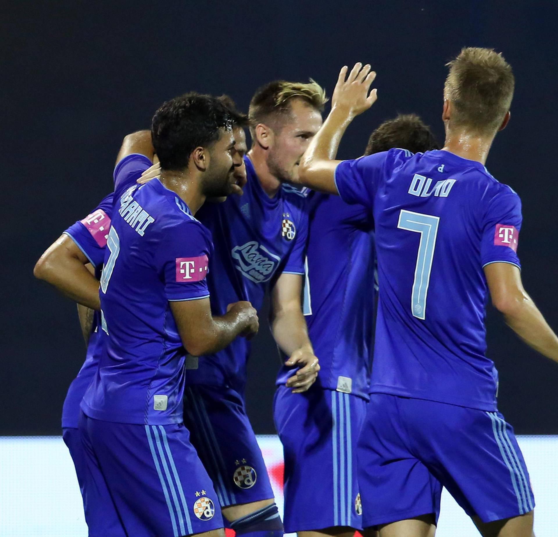 Zagreb: Susret Dinama i Istre u 2. kolu Hrvatski Telekom Prve lige