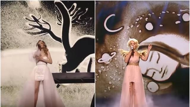 Kopirala nastup Ukrajine: 'To je plagijat, čak im je i haljina ista'