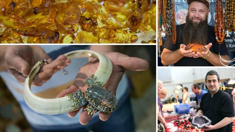 Ameri su ludi za ogrlicama od kljova ličkog vepra sa safirima