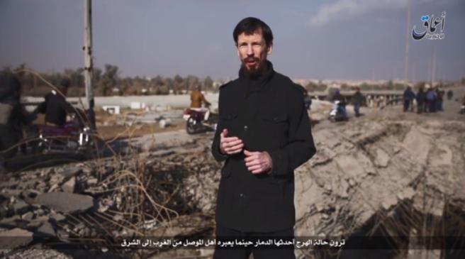Oteti britanski novinar snimio novi ISIL-ov propagandni video